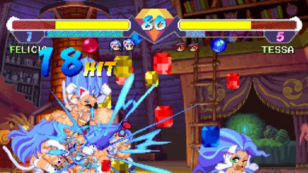 Street Fighter® Alpha Anthology Screenshot 1