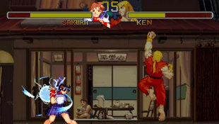 Street Fighter® Alpha Anthology Screenshot 3