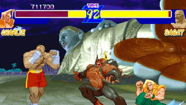 Street Fighter® Alpha Anthology Screenshot 4
