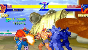 Street Fighter® Alpha Anthology Screenshot 5