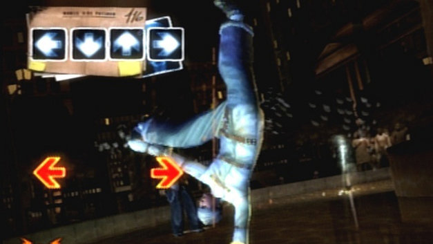 Flow: Urban Dance Uprising Screenshot 1