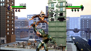 Rampage: Total Destruction Screenshot 6