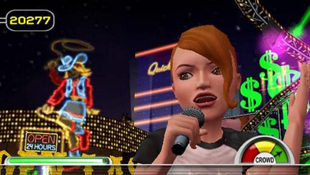 CMT Presents: Karaoke Revolution Country Screenshot 10
