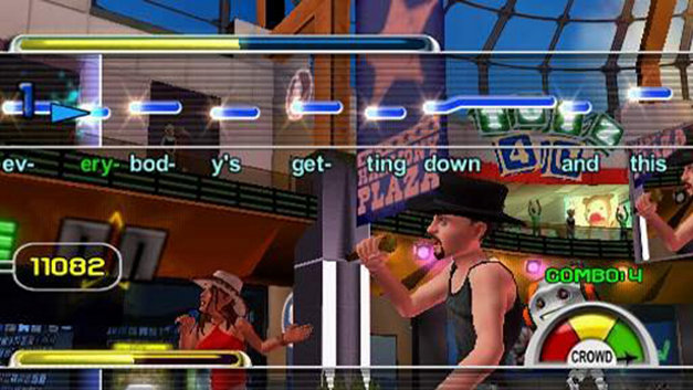 CMT Presents: Karaoke Revolution Country Screenshot 4