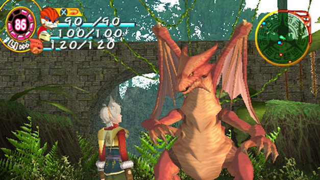 Monster Rancher® EVO Screenshot 1