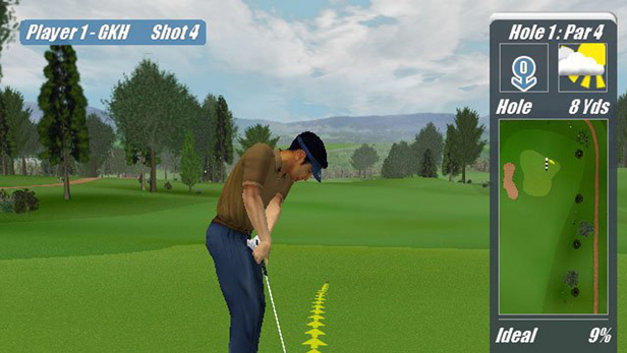 Real World Golf Screenshot 4