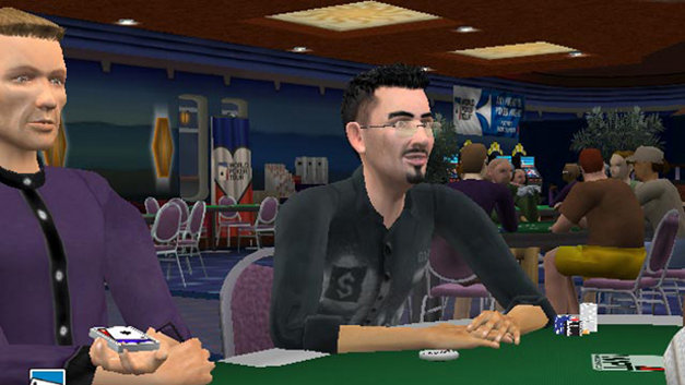 World Poker Tour 2K6 Screenshot 1