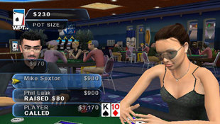 World Poker Tour 2K6 Screenshot 2