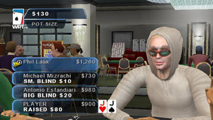World Poker Tour 2K6 Screenshot 6