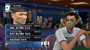 World Poker Tour 2K6 Screenshot 9
