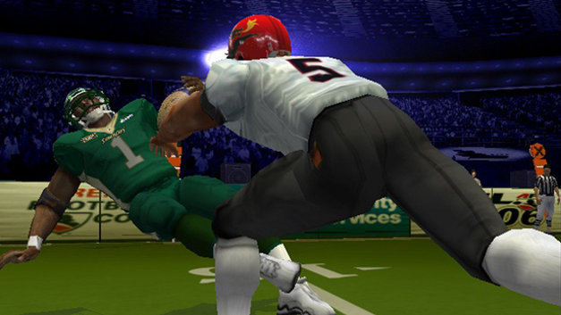 EA Sports Arena Football™ Screenshot 4