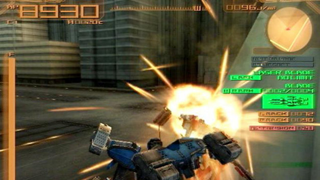 Armored Core: Last Raven Screenshot 1