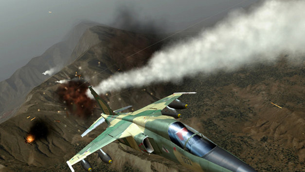 Ace Combat Zero: The Belkan War Screenshot 1