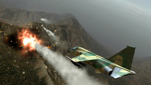 Ace Combat Zero: The Belkan War Screenshot 2