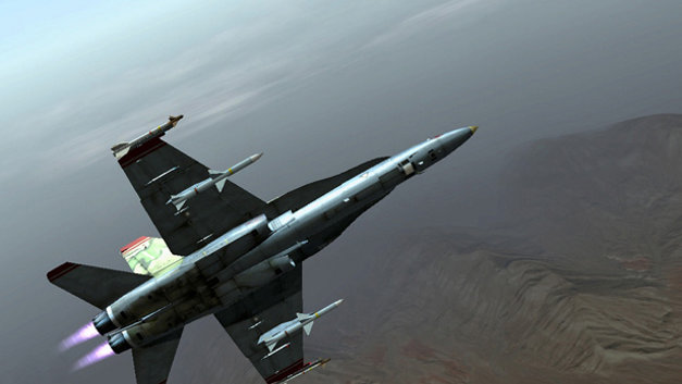Ace Combat Zero: The Belkan War Screenshot 4