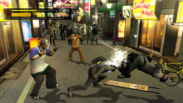 Yakuza™ Screenshot 7