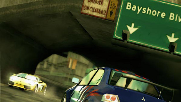 Need for Speed Most Wanted: Black Edition Screenshot 1