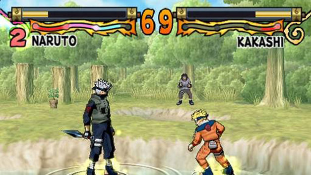 Naruto Ultimate Ninja Screenshot 4