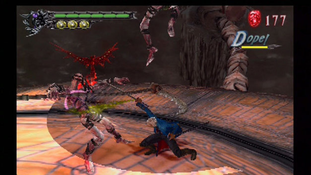 Devil May Cry 3: Dante's Awakening Special Edition Screenshot 1