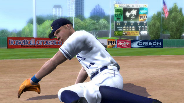 MVP™ 06 NCAA® Baseball Screenshot 4