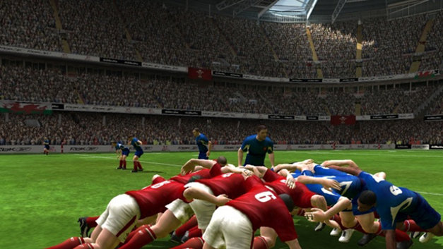 Rugby 06 Screenshot 1