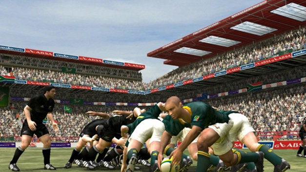 Rugby 06 Screenshot 4