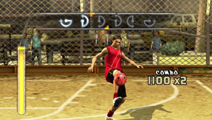 FIFA Street 2 Screenshot 2