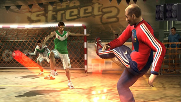 FIFA Street 2 Screenshot 4