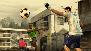FIFA Street 2 Screenshot 5