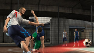 FIFA Street 2 Screenshot 6