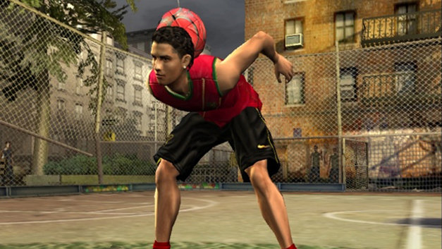 FIFA Street 2 Screenshot 7