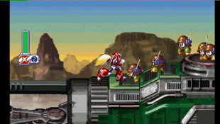 Mega Man® X Collection Screenshot 5