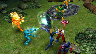 Marvel™: Ultimate Alliance Screenshot 3