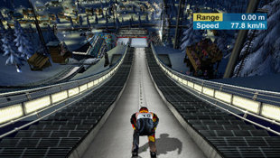 Torino 2006 - the Official Video Game of the XX Olympic Winter Games Screenshot 3