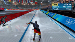 Torino 2006 - the Official Video Game of the XX Olympic Winter Games Screenshot 5