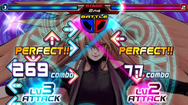 Dance Dance Revolution SuperNOVA Screenshot 1