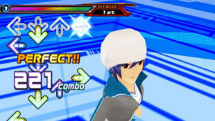 Dance Dance Revolution SuperNOVA Screenshot 3