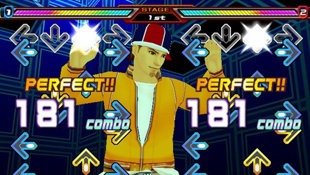 Dance Dance Revolution SuperNOVA Screenshot 6