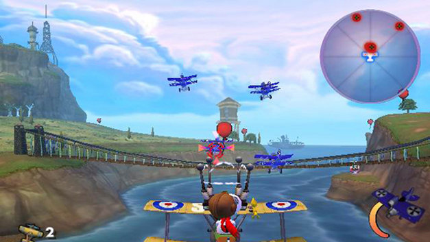 Snoopy vs. the Red Baron Screenshot 4
