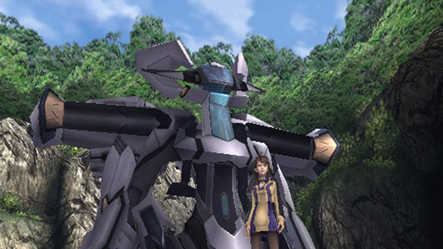 Xenosaga Episode III: Also Sprach Zarathustra Screenshot 4