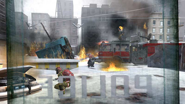 Urban Chaos™: Riot Response™ Screenshot 4