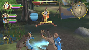 Avatar: The Last Airbender Screenshot 2