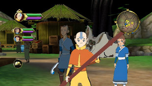 Avatar: The Last Airbender Screenshot 3