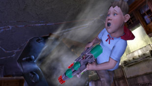 Monster House Screenshot 2