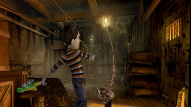 Monster House Screenshot 4