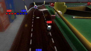 Micro Machines V4 Screenshot 2