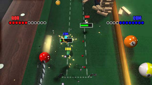 Micro Machines V4 Screenshot 3