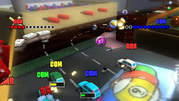 Micro Machines V4 Screenshot 4