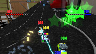 Micro Machines V4 Screenshot 5