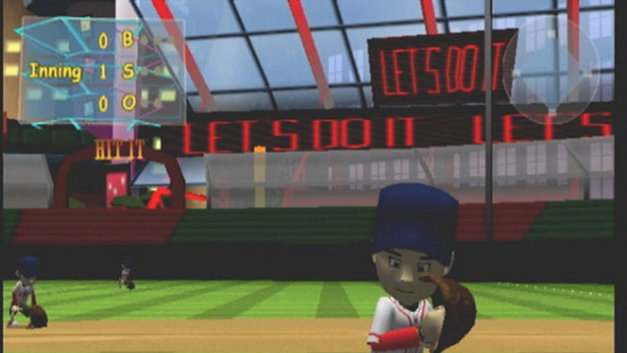 Backyard Baseball 2007 Screenshot 4